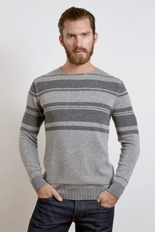 100% Pure Cashmere Sweaters Men's Fall 2017 - Kinross Cashmere