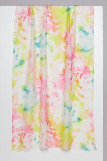 Splash Print Scarf - Kinross Cashmere