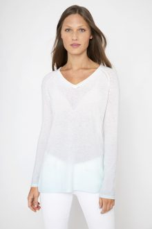 Ombre Vee - Kinross Cashmere