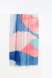 Printed & Woven Scarves - Resort 2016  - Kinross Cashmere 100% Cashmere