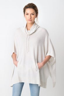 Pleated Dress Kinross Cashmere 100% Cashmere