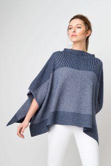 Pleated Dress Kinross Cashmere 100% Cashmere