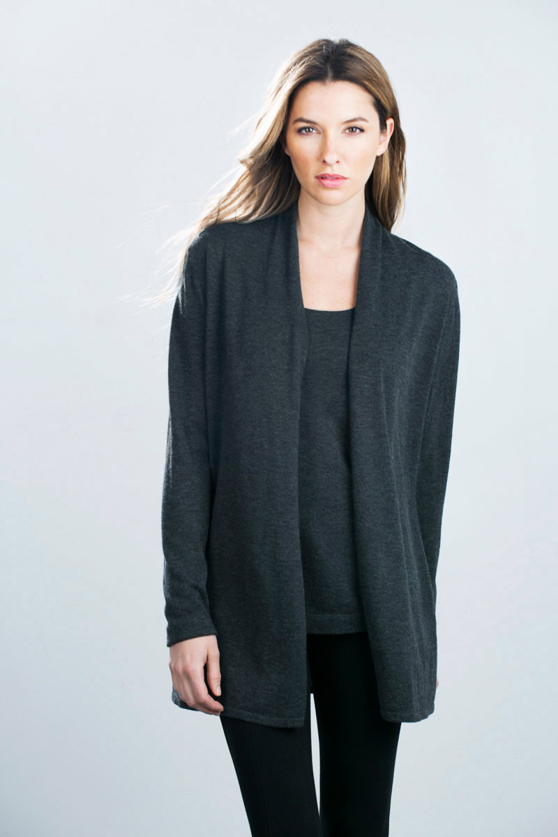 Kinross Cashmere | Worsted Duster