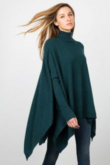 Oversized Turtleneck Kinross Cashmere 100% Cashmere