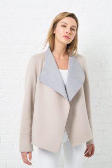 Women's Woven Outerwear - Resort 2016 - Kinross Cashmere