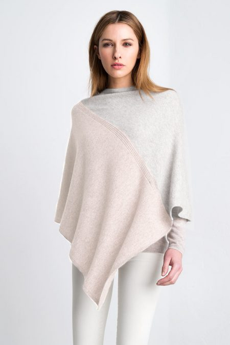 Textured Stripe Pullover Kinross Cashmere