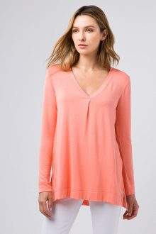 Pleat Front Vee - Kinross Cashmere