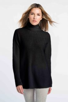 Jeweled Funnel - Kinross Cashmere