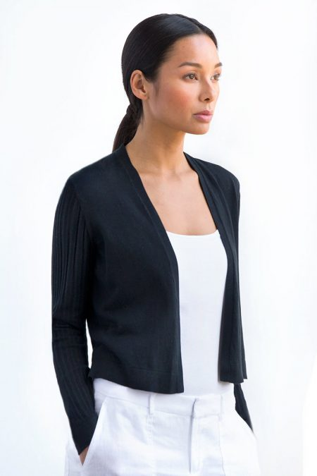 Dress Cardigan - Kinross Cashmere