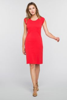 Sheath Dress - Kinross Cashmere