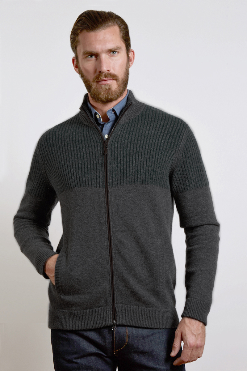 Quilted Jacket Kinross Cashmere