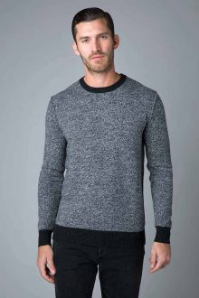 Marled Crew - Kinross Cashmere
