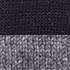 Kinross Cashmere | Black/Zinc